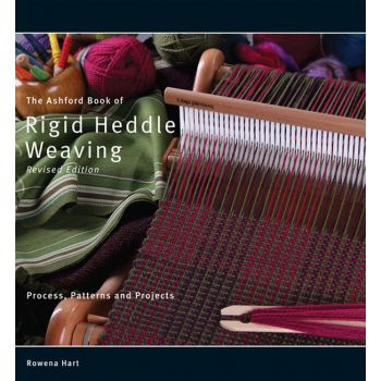 Book of Rigid Heddle Weaving, Rowena Hart