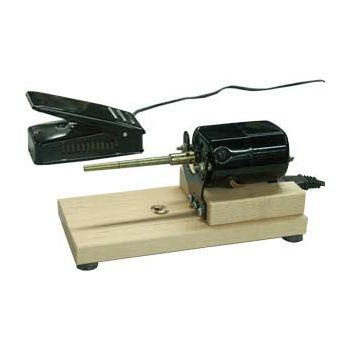 Electric bobbin winder
