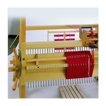 Sectional warp beam for the Glimåkra loom