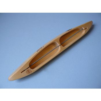 Double boat shuttle 31 cm, for 90 mm quills