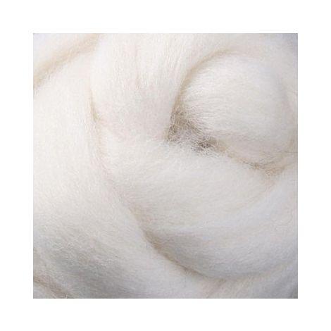 White Alpaca Sliver