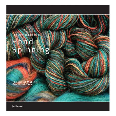 Book of Hand Spinning, Jo Reeve