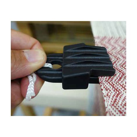 Clip temple for floor looms - Leclerc Looms