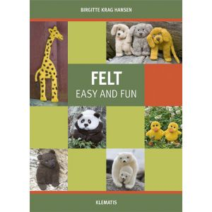 Felt -Easy and Fun